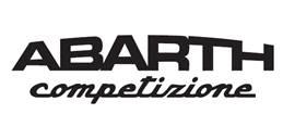 LOGO FIAT #ABARTH COMPETIZIONE