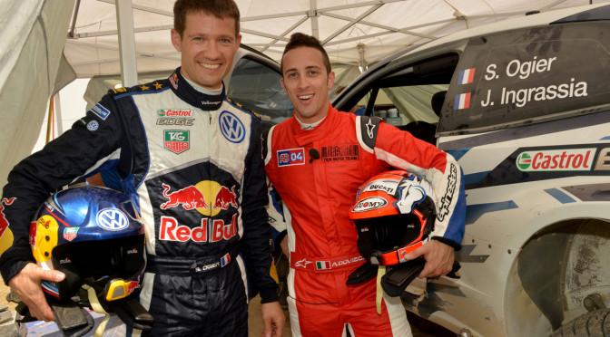 WRC – ya en marcha el @Rally_d_Italia 2015
