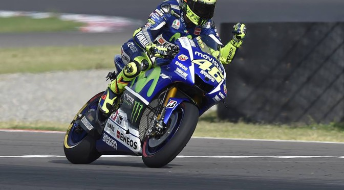 MotoGP | Yamaha | la lluvia la complico en Assen