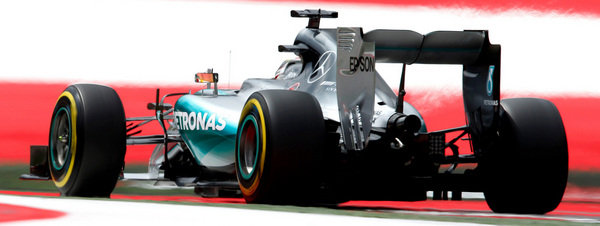F1 | GP Austria 2016 | Hamilton logró la pole