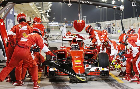 GP de Japón en Suzuka – Ferrari logra un récord en asistencia