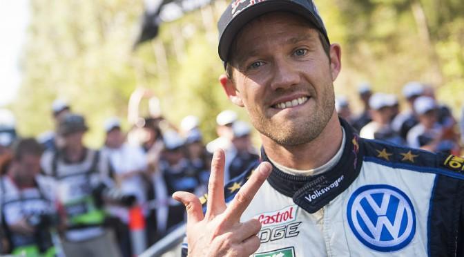 WRC | Argentina | Sebastián Ogier felicitó públicamente a Haydon Paddon