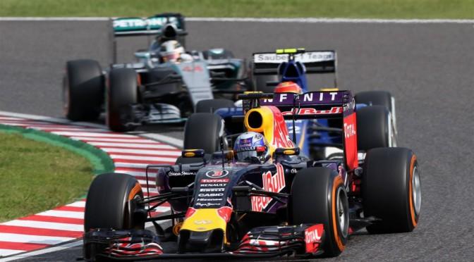 F1 | Detrás de Mercedes AMG asoma Red Bull y el campeonato de pilotos…