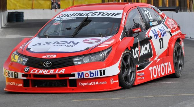 Toyota Team Argentina rumbo a los 200 kms de La Pampa