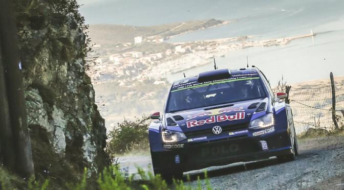 Rally de Córcega | El rally francés también fue para Volkswagen