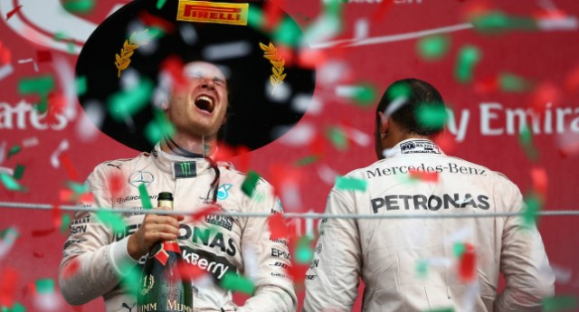 F1 | Otro doblete de Mercedes y Rosberg se lleva México 2015