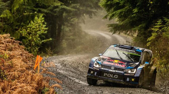 WRC | Alemania 2016 | Ogier regresó al triunfo