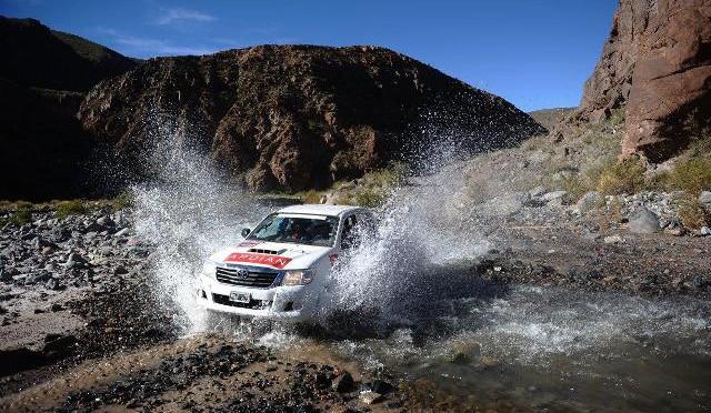 Rally | 100% femenino | Trophée Roses des Andes – Rally de las Rosas de Los Andes | 2016