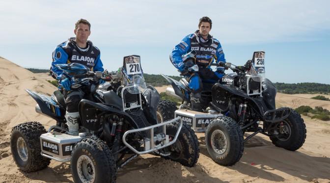YPF | el Equipo Elaion Moto Rally largará un nuevo Dakar