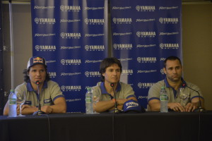 Pilotos Yamaha Dakar