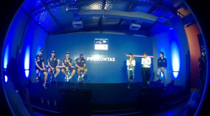 Peugeot Sport | presentó su equipo oficial del Dakar