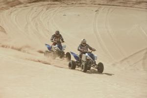 Yamaha Dakar 2016 - Alejandro y Marcos Patronelli