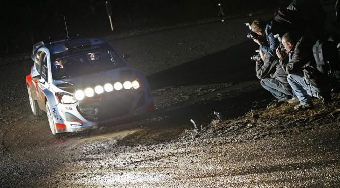 WRC | Rally de Cerdeña | Neuville consolida su liderazgo
