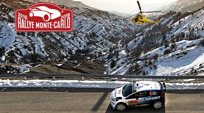 WRC | doblete de VW | triplete de SÉBASTIEN OGIER en Rallye de Monte Carlo