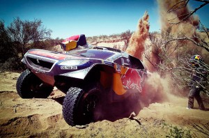 Loeb Dakar 0
