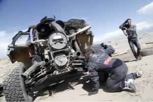 Loeb Dakar 01
