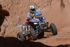 Marcos Patronelli #252 Yamaha Dakar 6