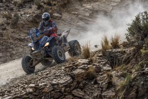 YAMAHA Ale Patronelli #253 Dakar