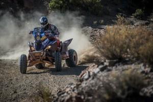 Yamaha Dakar Ale Patronelli 1
