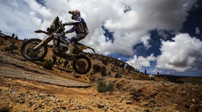 Dakar | 2017 | El desafío que afrontará Honda