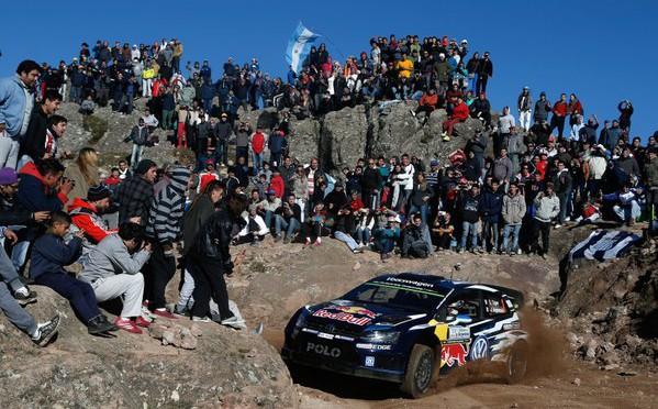 WRC | Argentina 2018 | Se presentó la carrera en Córdoba