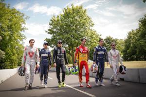 2014/2015 FIA Formula E Championship. London e-Prix, Battersea Park, London, UK. Friday 26 June 2015. World Copyright: Adam Warner/LAT Photographic/Formula E. ref: Digital Image _L5R9573