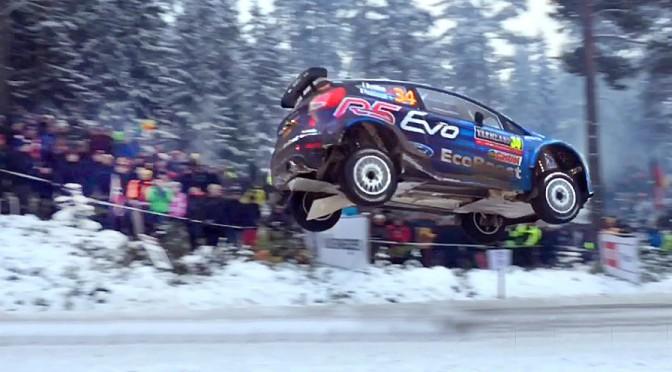 WRC | Suecia 2016 Sweden | un noruego nuevo record mundial en el Colin´S Crest
