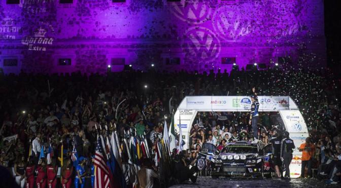 WRC | Mexico 2016 | gana JARI-MATTI LATVALA con un estratégia inteligente