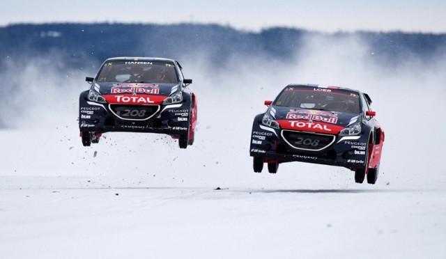 WRX | Suecia 2016 | Bakkerud gana en Höljes