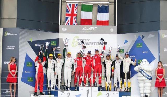 WEC|Porsche|919 Hybrid|gana en Silverstone tras decisión de los jueces