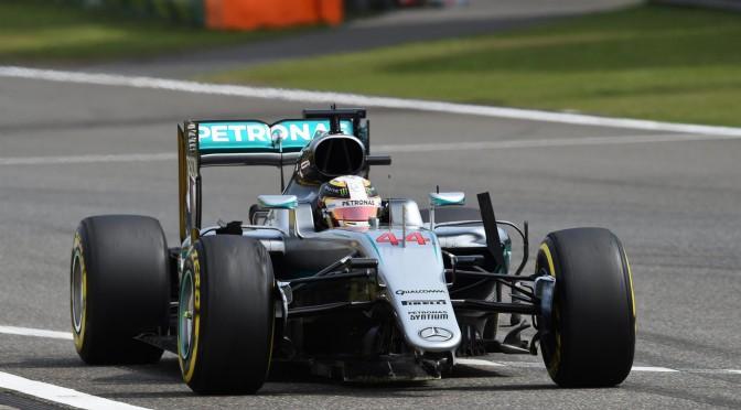 F1 | GP Austria 2016 | Hamilton usará su quinto motor