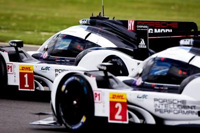 WEC | Nürburgring 2016 | primer podio para KCMG en la GT