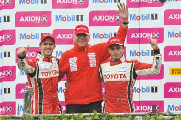 STC2000 | Rosario | doble podio y triunfo para el Toyota Team Argentina