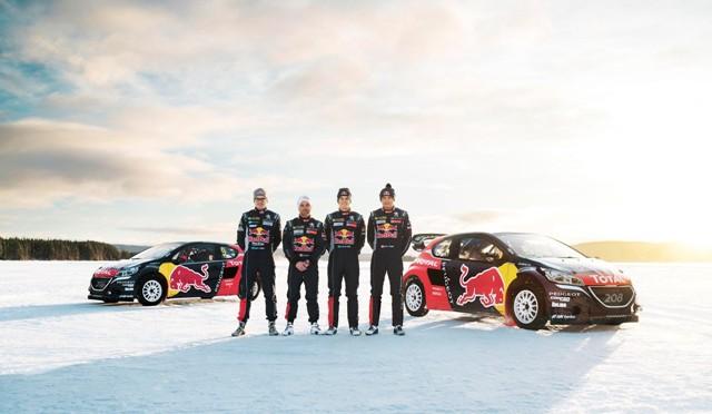 WRX | Peugeot en el Round 1 | Montalegre – Portugal