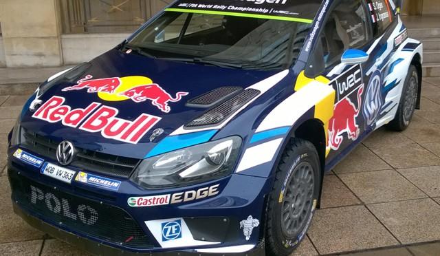 WRC | ACA | presentación de la 36° RALLY YPF MUNDIAL 2016