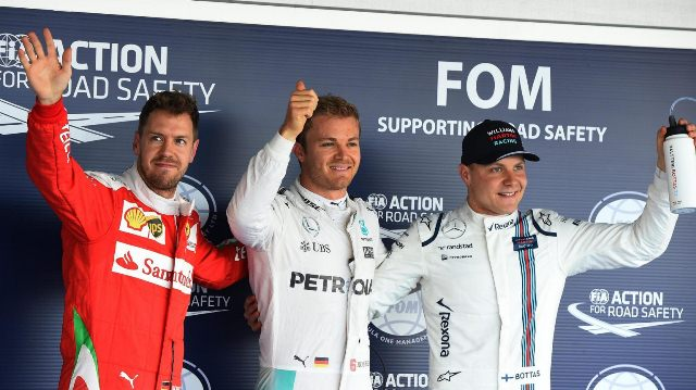 F1 | GP Rusia 2016 | Rosberg logra la segunda pole de la temporada