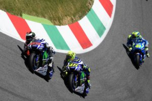 Race Motogp Yamaha