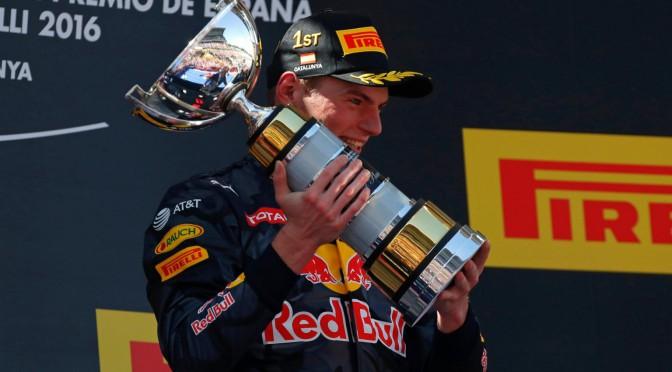 F1 | GP España 2016 | gana el más joven en una carrera de la categoría