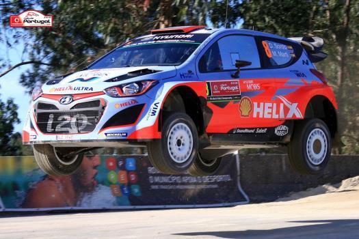 WRC | Rally de Cerdeña | Neuville lidera tras dia 1 de competencia