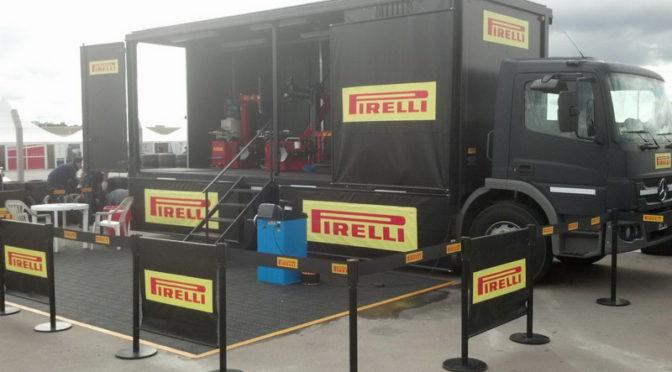 F1 | México | Pirelli | elección de neumáticos