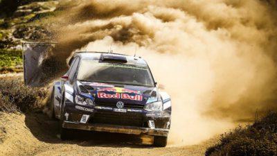 WRC | Finlandia 2016 | Meeke lidera la competencia en el día 2