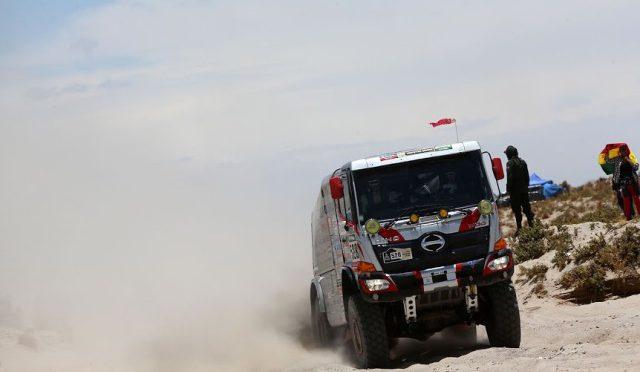 Dakar | Hino | Sugawara participará en del Dakar 2017