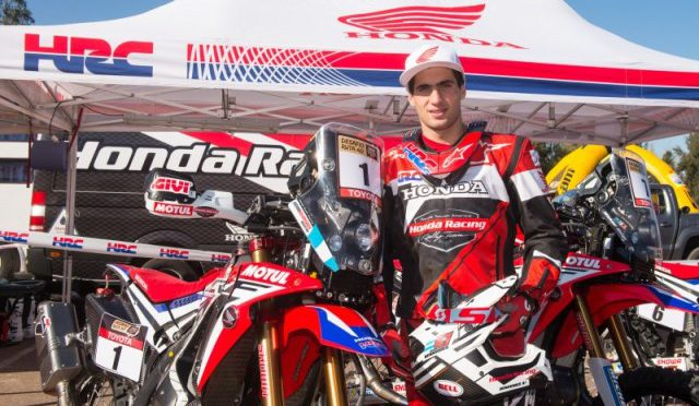 Dakar Series | Desafío Ruta 40 | Motos | ganó Kevin Benavides