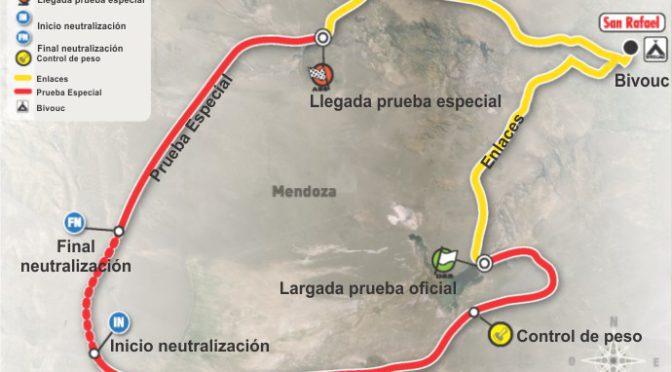 Dakar Series | Desafío Ruta 40 | se presentó la carrera