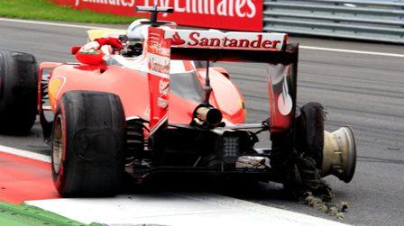 F1 | GP de Austria 2016 |  el informe de la Ferrari de Vettel