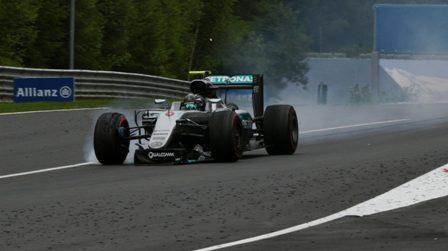 F1 | GP Alemania 2016 | Hamilton y Mercedes ganan en Hockenheim