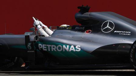 F1 | GP Gran Bretaña 2016 ! ahora Hamilton a un punto de Rosberg