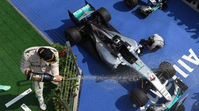 F1 | GP Hungría 2016 | Otro doblete de Mercedes