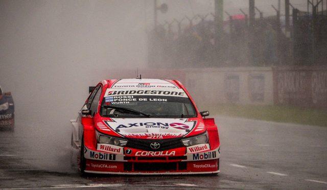 STC2000 | Toyota Team | los Corolla cumplieron en los 200 kms de Buenos Aires