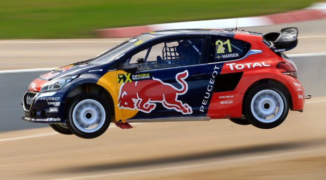 WRX | Latvia 2016 | Primer triunfo de Loeb en el RallyCross